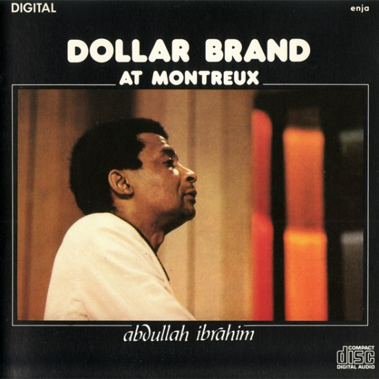 Dollar Brand At Montreaux