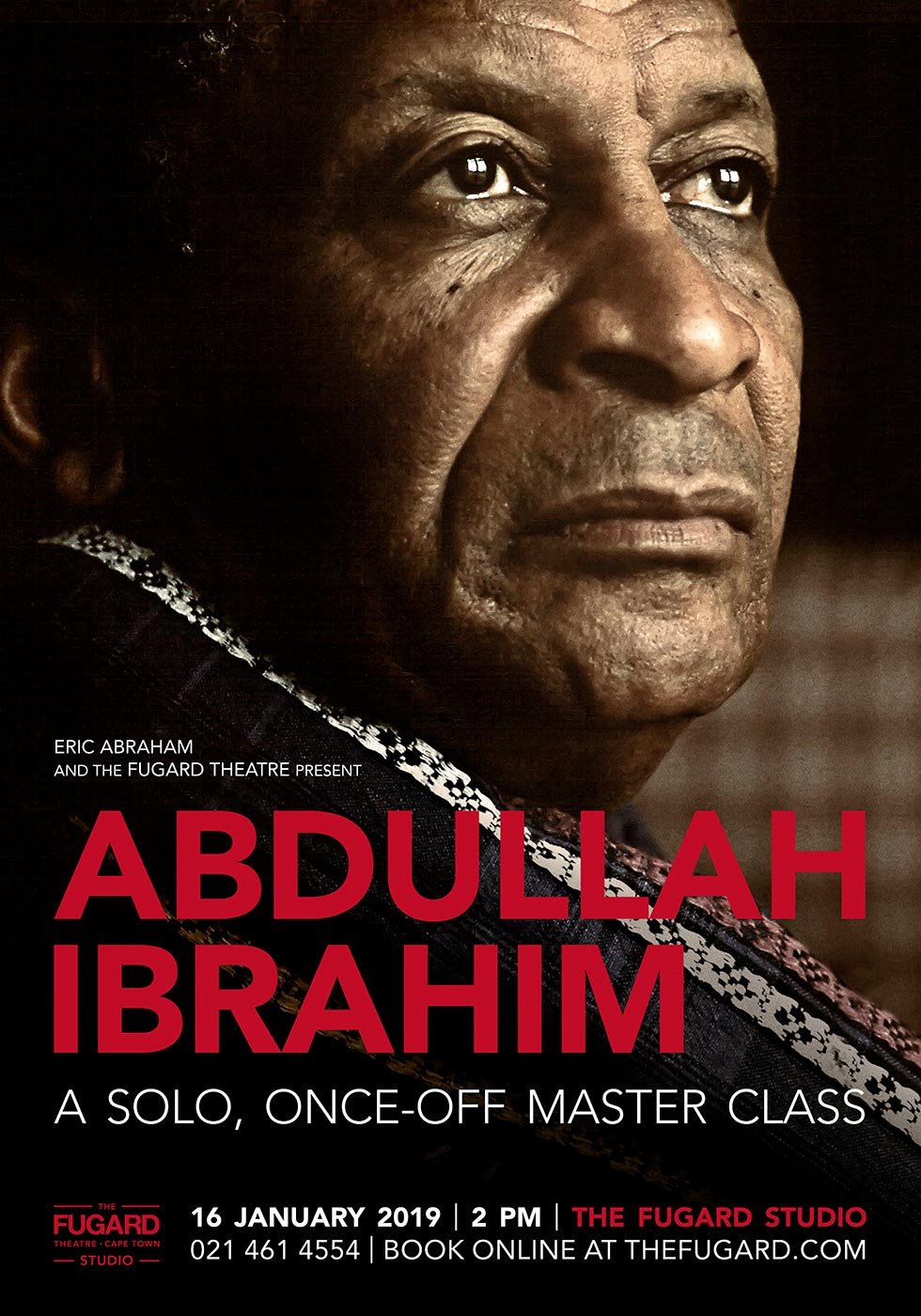 Abdullah Ibrahim Live Masterclass