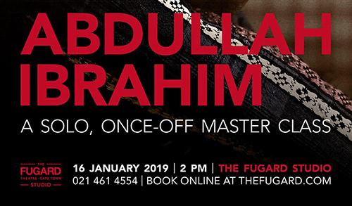 Abdullah Ibrahim Masterclass