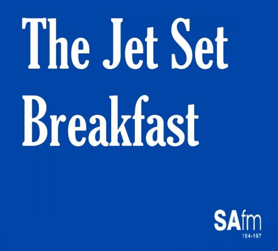 Jet Set Breakfast Logo