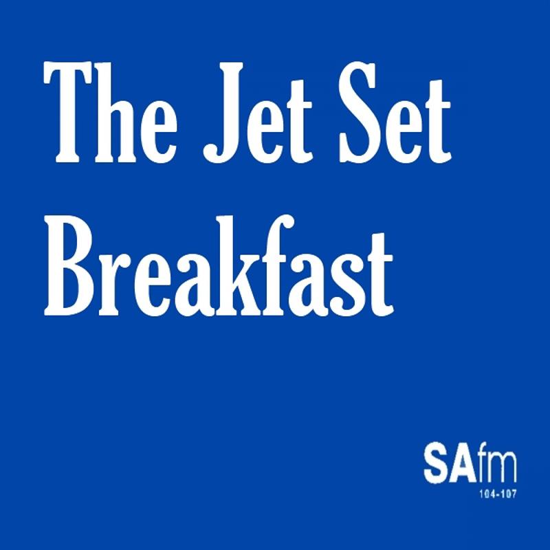 Jet Set Breakfast Logo
