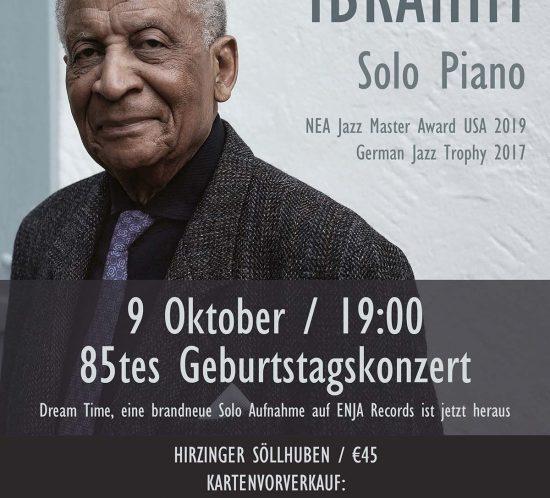 Solo Piano Poster